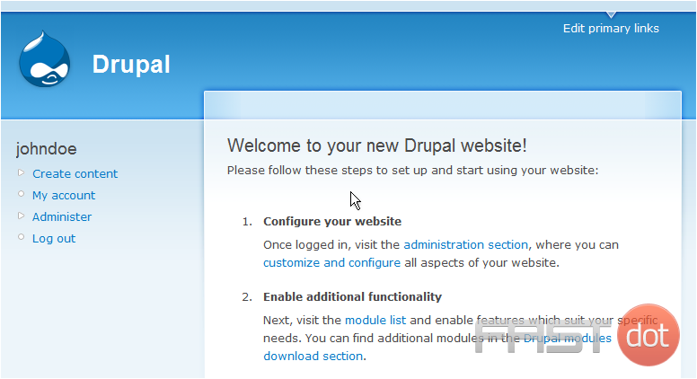 manage stories in Drupal