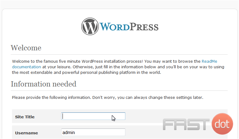 WordPress Cloud