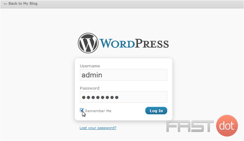 WordPress CMS Hosting